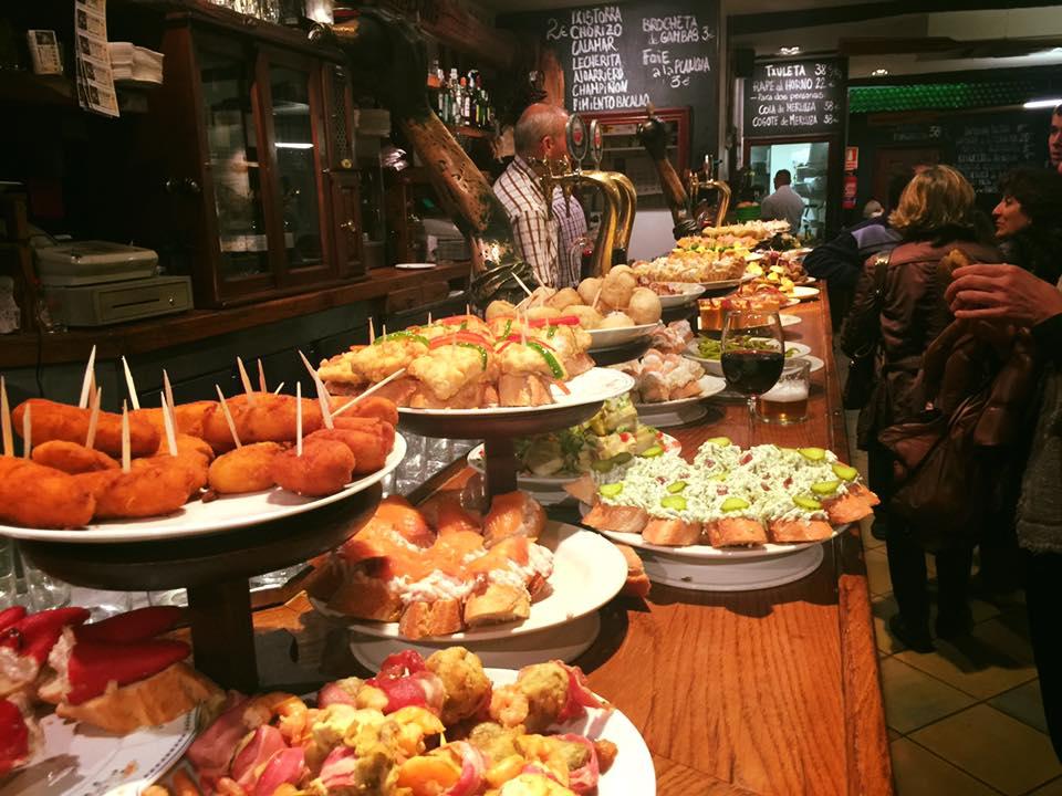 GooglemapとInstagramを活用して、初めて行く海外先で美味しい飲食店の探す方法(スペイン 美食の街 サンセバスチャンの例)