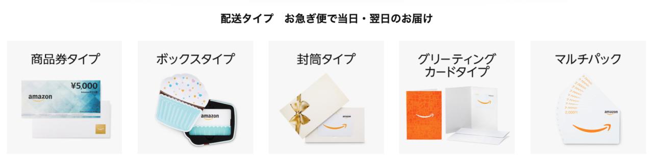 Amazonギフト券でKindle本のプレゼントする方法